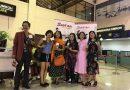 Bảy người Việt chạy xe xuyên đêm thoát núi lửa Bali